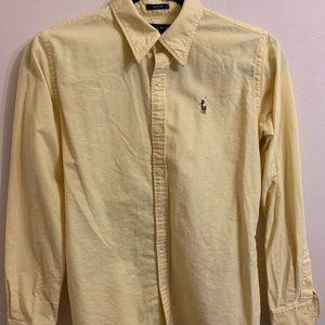 Ralph Lauren Polo Slim Fit Cotton Oxford Shirt